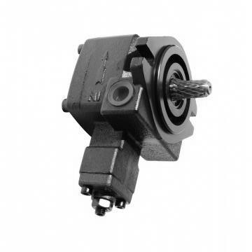NACHI PVS-2B-35N1-12 PVS pompe à piston