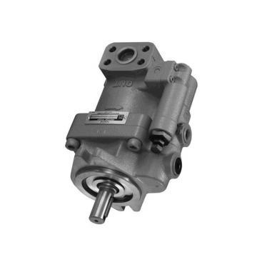 NACHI PVS-1B-22N3-12 PVS pompe à piston