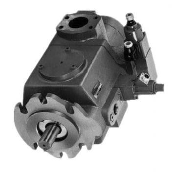 Vickers PV080R1L1L3NFFZ+PV063+PV063+PV PV 196 pompe à piston