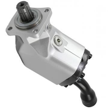 Vickers PV080R1K1T1WFRZ+PVAC2MCMNSYW20 PV 196 pompe à piston