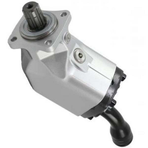 Vickers PV080R9E1D3WFT2K0112+PV080R9E1 PV 196 pompe à piston #1 image
